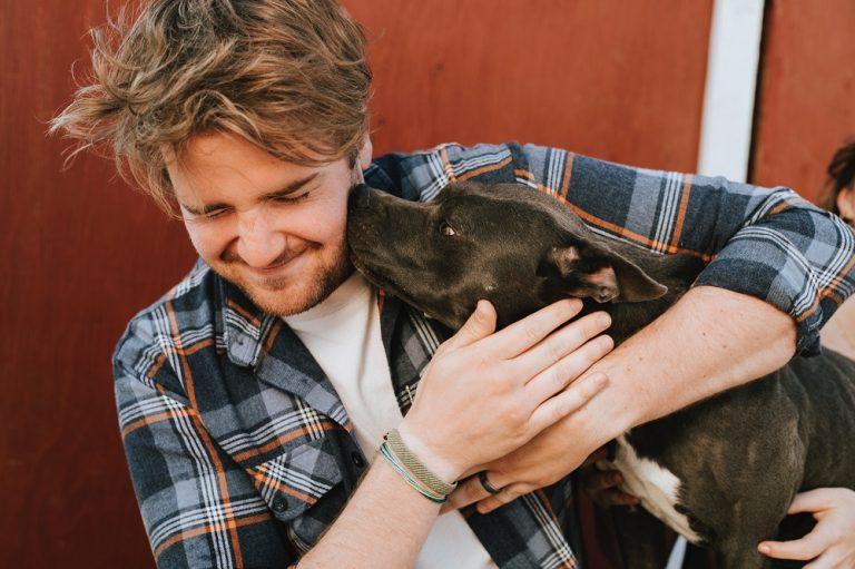 Dogs Make Men Better