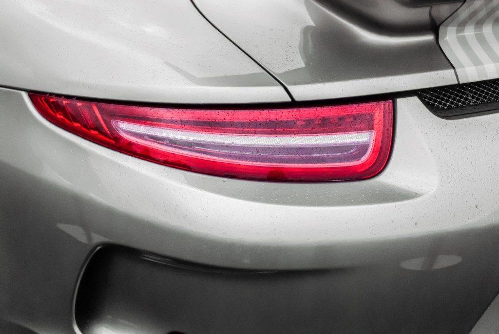 Automotive metal exterior