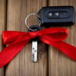 car keys to dream car