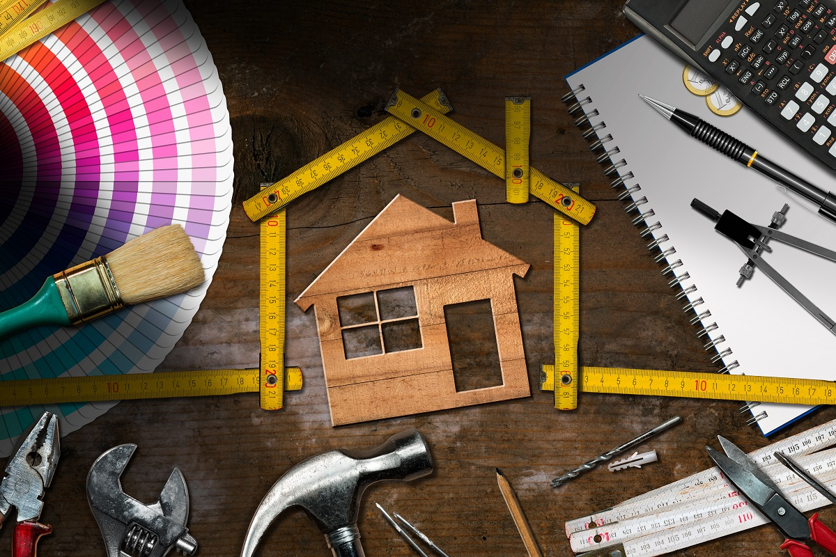 home maintenance concept