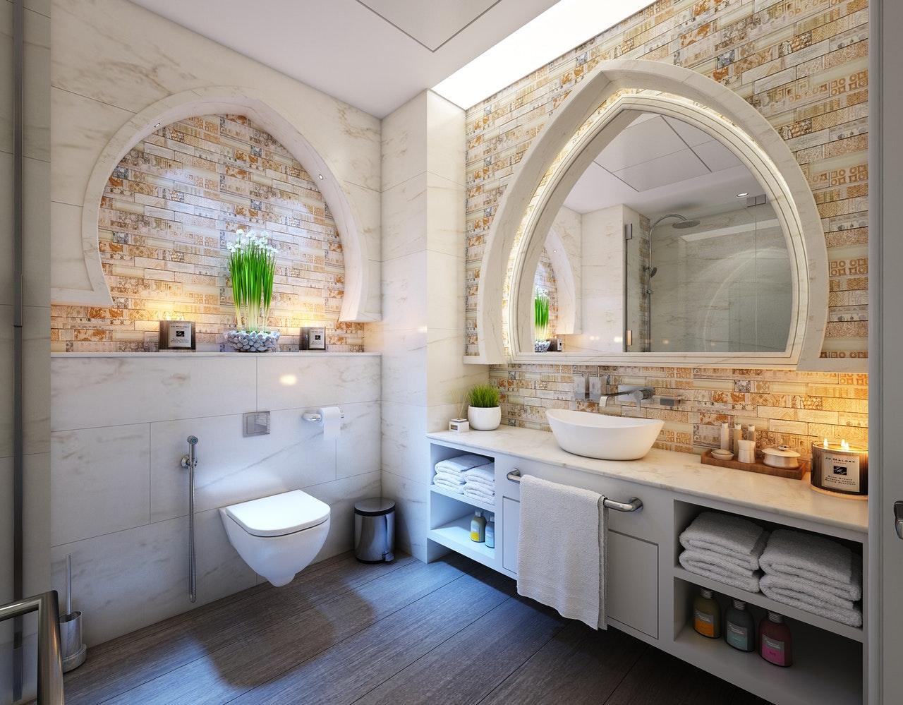 bath room renovation