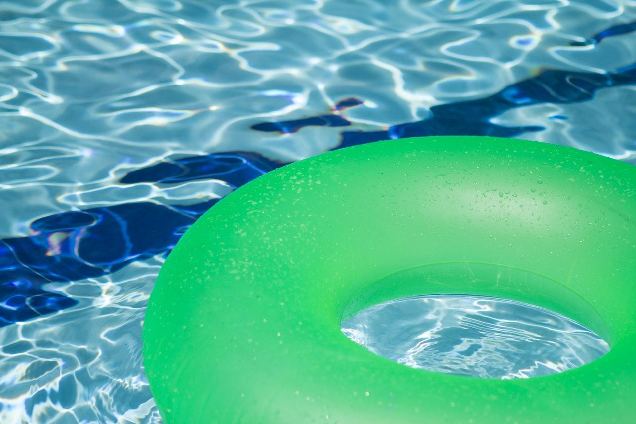 pool floaty