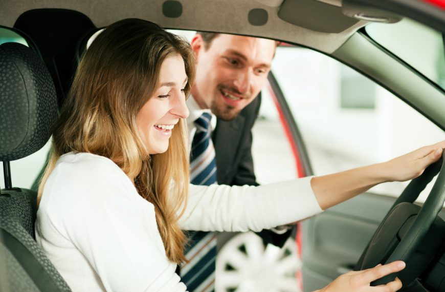 Buying Your First Ride