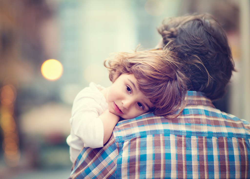 The Single Dad Diaries: How to Raise Your Kid Alone